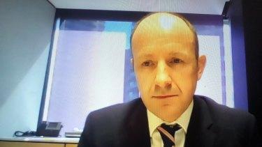 John McCarthy from National Australia Bank.
