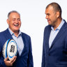Cheika seeking to offer 'different view' behind the microphone for Nine and Stan Sport