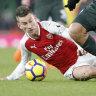 Arsenal will punish club captain for US tour snub