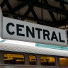 Commuter chaos after train breaks down at Redfern