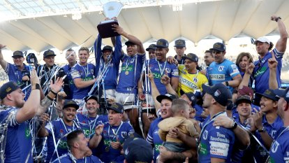 Where there's a Will: Kennedy stars as Newtown bag Canterbury Cup