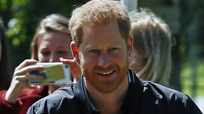 'I am daddy': Prince Harry's move into fatherly fashion was swift
