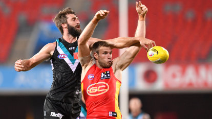 Quick, slick Port bury the Suns but count the cost