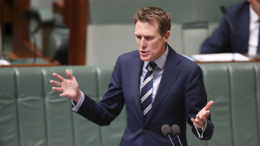 Industrial Relations Minister Christian Porter said key industries were under pressure from the coronavirus pandemic and needed simpler ways to adjust awards and vary conditions.