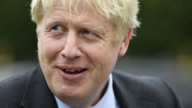 Boris Johnson is expected to be named PM this week.