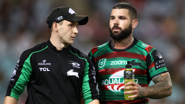 South Sydney can't afford to lose Adam Reynolds.
