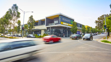 The Coburg Hill Shopping Centre sold with 14 years remaining on the Woolworths lease.