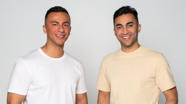 Zane and Omar Sabre, founders of Maison de Sabre.