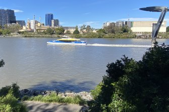 Industrial land at South Brisbane is to become the 2032 Olympic Games International Broadcasting Centre. It will be transformed into parkland after the Games.