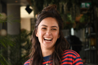 Amy Shark will be live on stage at the Sidney Myer Music Bowl for Music From the Home Front.