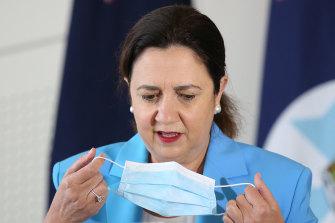 Queensland Premier Annastacia Palaszczuk will provide a case update at 9am.