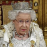 Men in wigs, lords in robes: the Queen gives her speech in Parliament as Brexit talks grind on