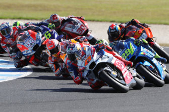 Vaping ads ban rushed through ahead of Phillip Island Grand Prix