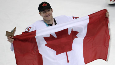 The Canadians rank No. 9 on countries with high positive emotion.