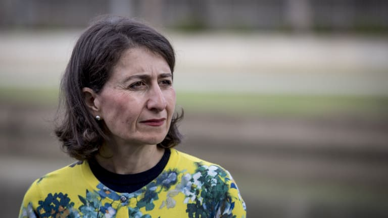 Premier Gladys Berejiklian is hosting a series of fundraisers in the lead-up to the next state election.