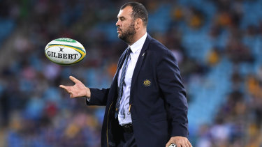 Michael Cheika is heading north to watch some Six Nations clashes this weekend.