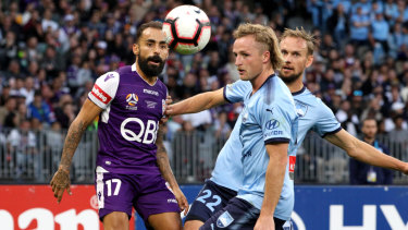 Eyes on the action: Is the A-League headed to the ABC?