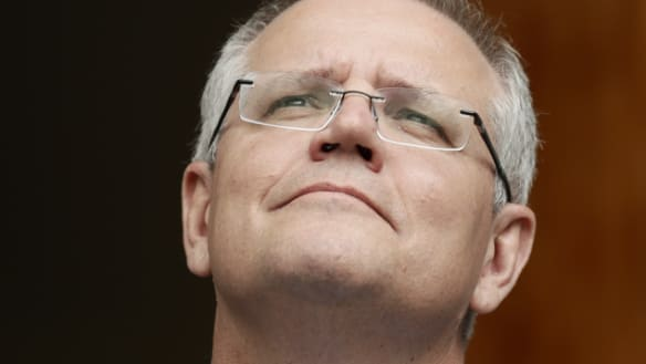 Morrison faces parliamentary showdown ahead of May election