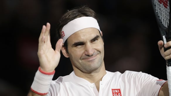 Roger Federer plays down favouritism comments