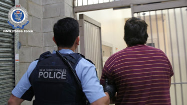 The two 17-year-old boys were charged with several offences, including throwing a missile at police.