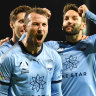 Big Blue beats Sydney derby for rivalry, says Le Fondre