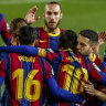 'Historic opportunity': Barcelona still committed to Super League despite implosion
