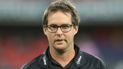 Carlton's 'gigantic risk' on Teague with coaching talent available