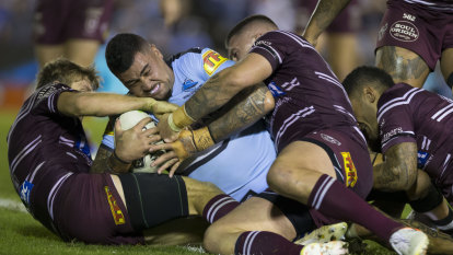 Morris refuses to blame loss on Cronulla's crippling injury toll