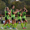 Canberra end City's unbeaten run with last-gasp stunner