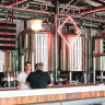 Felons Brewing Co is one of several new craft breweries opening in Brisbane.