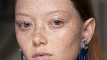 Lifted brow: fine tuning your face and your foundation
