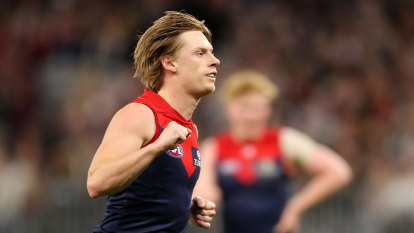 Demons declare Spargo fit for grand final