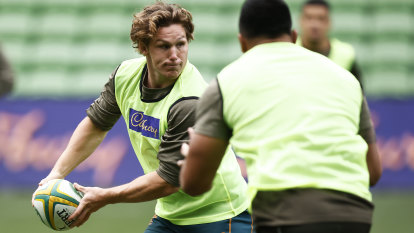 'We have so much more in us': Wallabies eye further rise up rankings