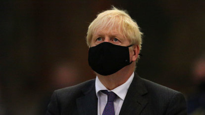 Following a relatively carefree summer, Boris Johnson's Britain faces a rapid return to a war footing against the coronavirus.