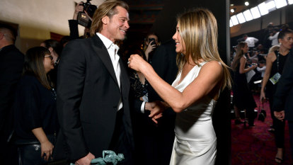 Why do many of us have an enduring obsession with Brad and Jen's love story?