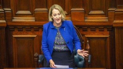 WA Parliament bins breastfeeding ban