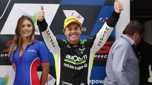Supercars retirement my decision: Lowndes