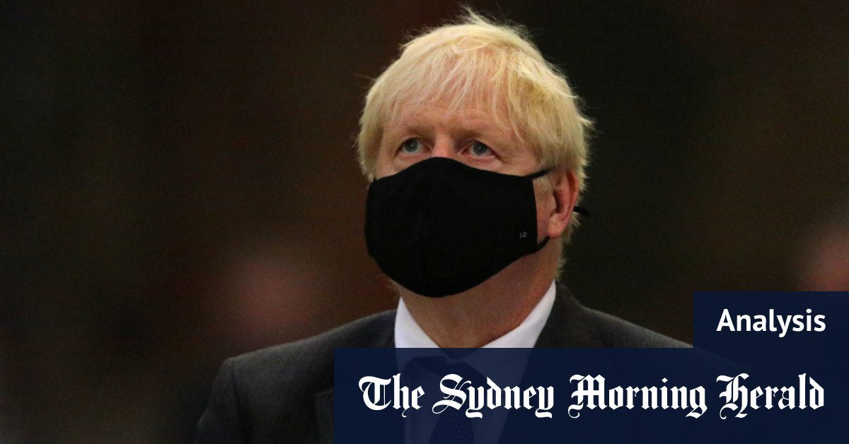 You don't need hindsight to see Boris Johnson has made the same mistake twice – Sydney Morning Herald