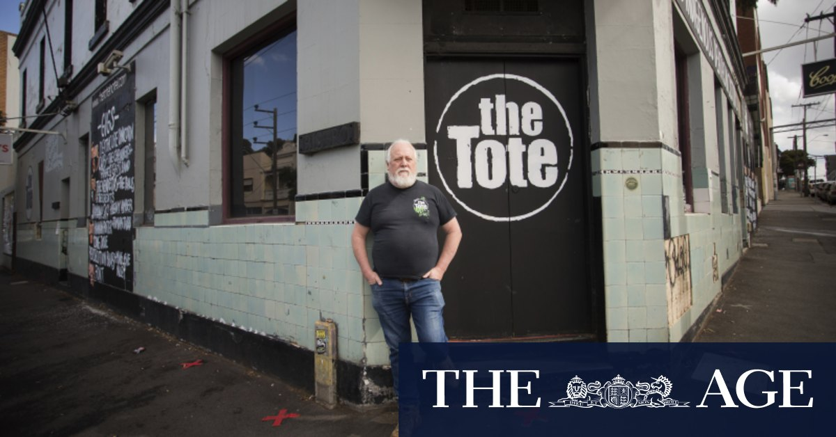 'Precipice of collapse': Music venues choked by COVID-19 density limits – The Age