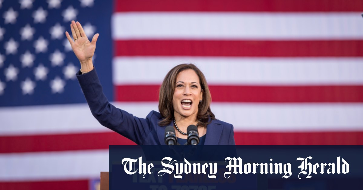 Joe Biden's VP pick: what you need to know about Kamala Harris – Sydney Morning Herald