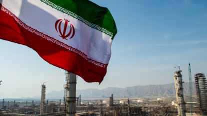 Iran oil sanctions talk to boost Australian producers