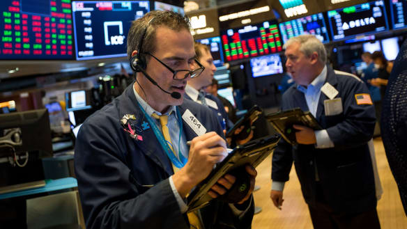 Global markets rise, shrugging off trade concerns