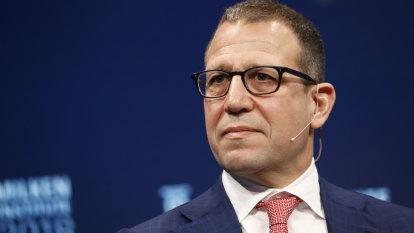 The Wall Street titan whose star has fallen