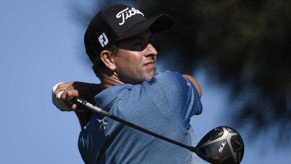 Surf great Slater inspires Adam Scott's golf return