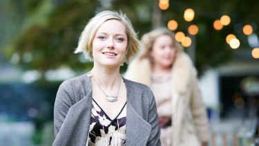 Georgina Haig in Secret Bridesmaids' Business