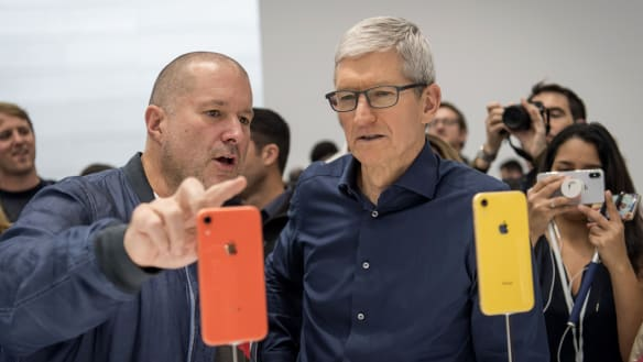 Apple designer Jony Ive says Watch, not iPhone, is closest to his heart