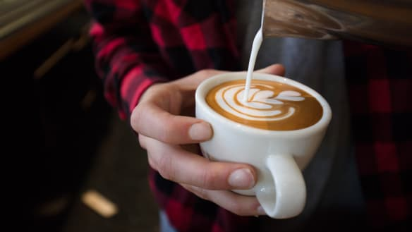 Canberra's favourite cafes