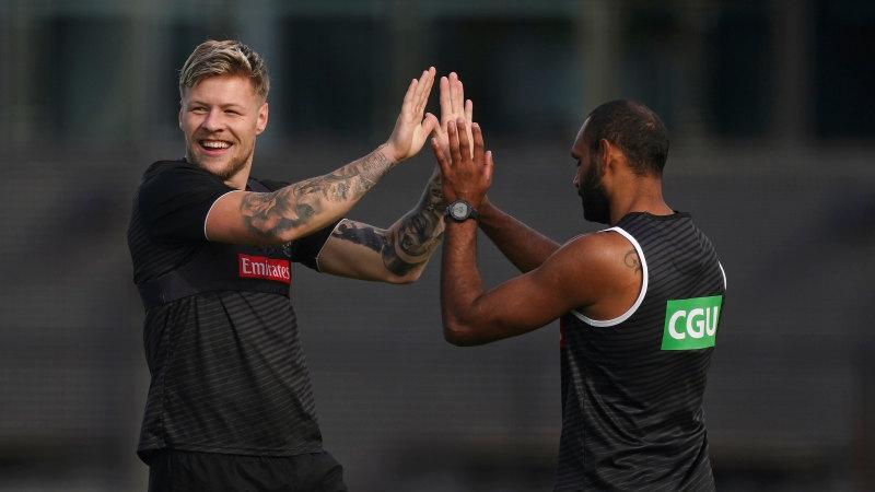 De Goey contrite, Treloar to miss Tigers clash: Buckley