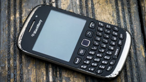 BlackBerry is back, at least the stock is for the moment.