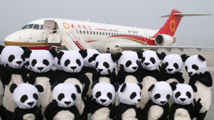 China created the state-owned Commercial Aircraft Corp of China (COMAC) in 2008 and has since ploughed tens of billions of dollars into COMAC's development.